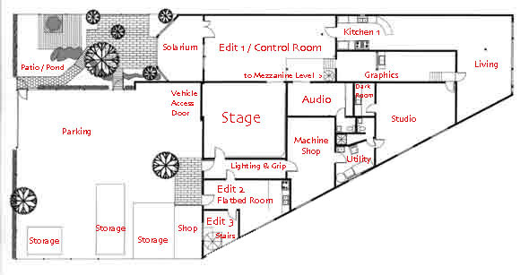 Artichoke Floor Plan